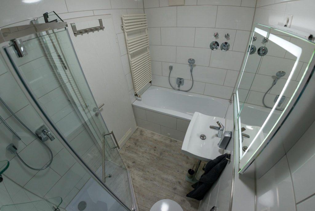 Apartments Waldbronn - Bad EG