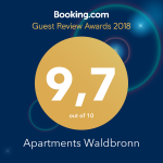 Booking.com Award Winner Apartments Waldbronn
