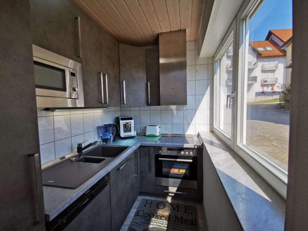 Apartments Waldbronn | EG - Küche