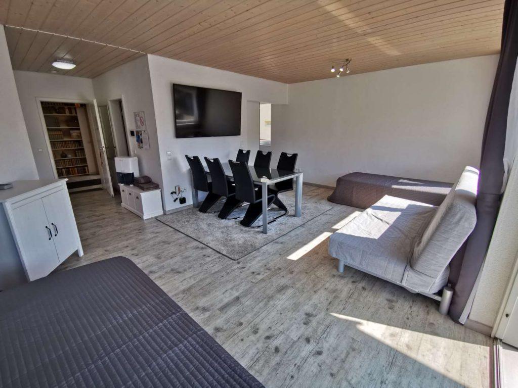 Apartments Waldbronn | EG - Wohnzimmer