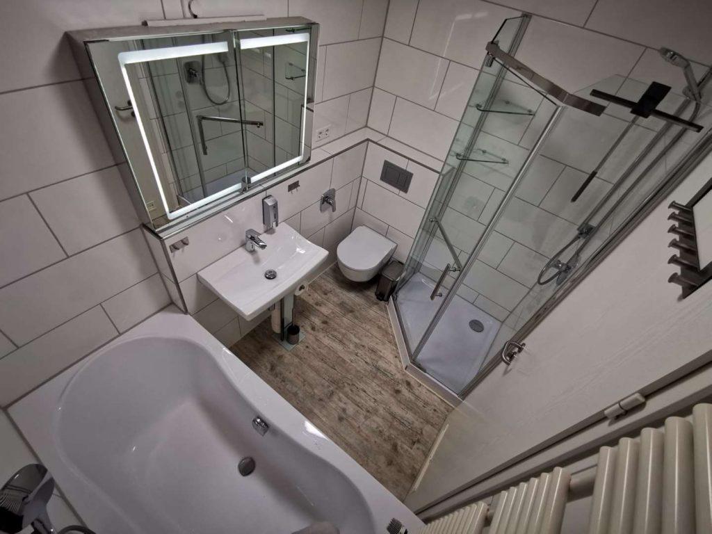Apartments Waldbronn | EG - Bad
